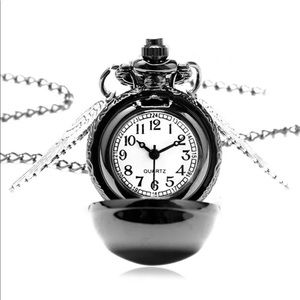 Other - Harry Potter Snitch Quidditch Pocket Watch